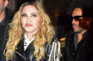 Madonna soutient son fils Rocco après son arrestation :