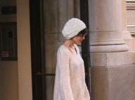 PHOTOS : Katie Holmes super look, mais... elle a piqué le bonnet de David Beckham !