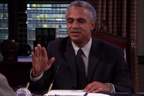"Ron Glass : L'hilarant avocat de Ross dans ""Friends"" est mort..."