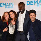 Omar Sy et Jamel Debbouze : Les deux potes comblés avec leurs amoureuses