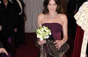 PHOTOS EXCLUSIVES : Carla Bruni s'est bien déshabillée... mais ça n'a pas rapporté beaucoup !