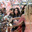 Bella Hadid - Défilé Victoria's Secret Paris 2016 au Grand Palais à Paris, le 30 novembre 2016. © Cyril Moreau/Bestimage