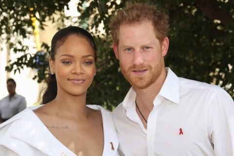 Rihanna et le prince Harry complices... Il se font dépister ensemble !