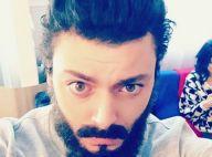 Kev Adams métamorphosé : Longs cheveux et barbe hirsute, il surprend les fans