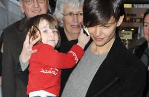 PHOTOS : Suri Cruise et sa maman Katie Holmes... trop  bien lookées !