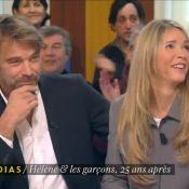 """Nicolas et Hélène (Mystères de l'amour) : """"Se voir vieillir, c'est violent"""""""
