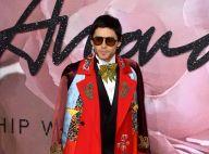 British Fashion Awards : Jared Leto, déjanté et stylé dans une tenue colorée