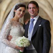 Felix et Claire de Luxembourg présentent leur petit prince !