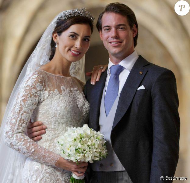 Mariage religieux de S.A.R le Prince Felix de Luxembourg et Claire Lademacher en la basilique Sainte-Marie-Madeleine de Saint-Maximin-la-Sainte-Baume en France le le 21 septembre 2013.
