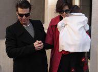 PHOTOS : Les anti-scientologues toujours en force... contre le couple Cruise/Holmes !