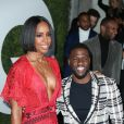 Kelly Rowland et Kevin Hart - Soirée des GQ Men of The Year au Chateau Marmont. West Hollywood, Los Angeles, le 8 décembre 2016.