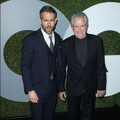 Ryan Reynolds : Homme de l'année sans Blake Lively, mais en charmante compagnie