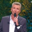 """Denis Brogniart - Finale de """"Koh-Lanta, L'île au trésor"""". Sur TF1, le 9 décembre 2016."""