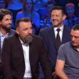 """Jean-Luc et les autres aventuriers- Finale de """"Koh-Lanta, L'île au trésor"""". Sur TF1, le 9 décembre 2016."""