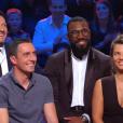 """Lau, Béryl - Finale de """"Koh-Lanta, L'île au trésor"""". Sur TF1, le 9 décembre 2016."""