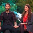 """Jesta et Jérémy - Finale de """"Koh-Lanta, L'île au trésor"""". Sur TF1, le 9 décembre 2016."""