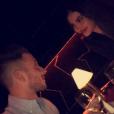 """Julien de """"Secret Story 10"""" a passé une romantique soirée avec Tamara. Novembre 2016."""