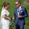 Mariage de Johannah Poulston et de Dan Deakin le 20 juillet 2014 à Manchester.