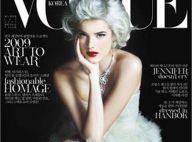PHOTO : Agyness Deyn sexy en diable, se la joue Marilyn Monroe...