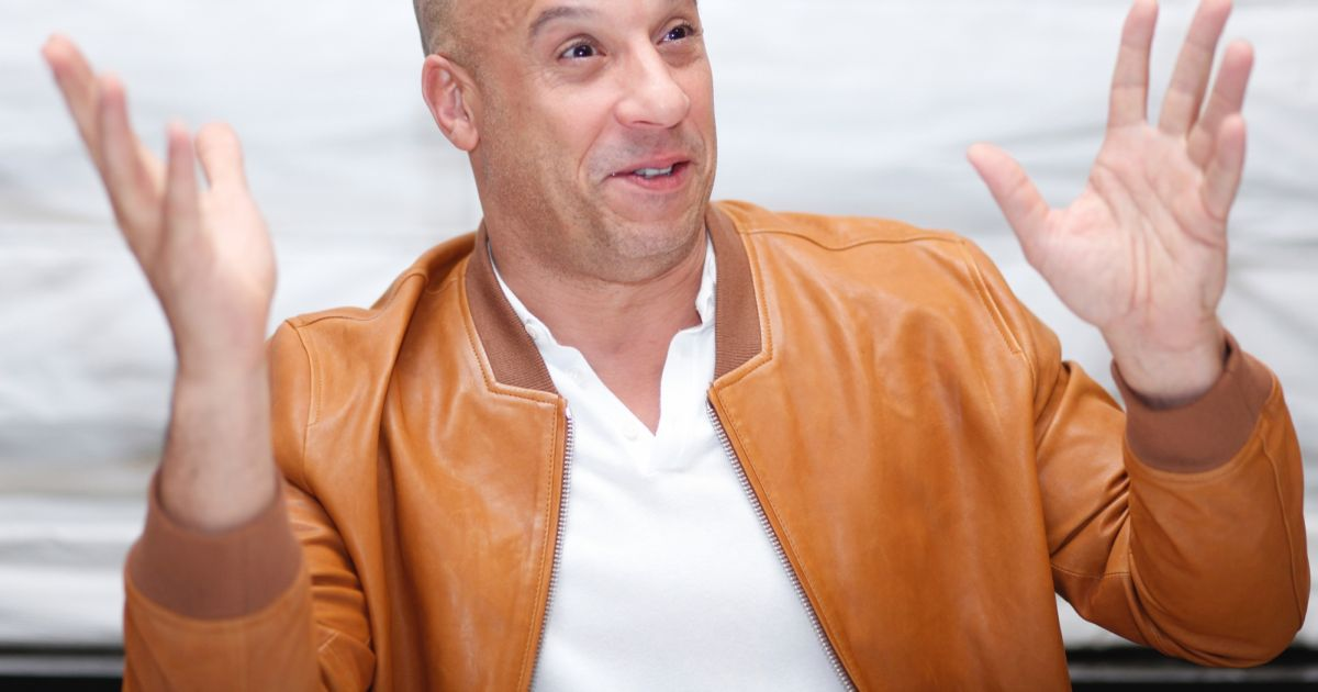 vin diesel en conf rence de presse pour le film billy lynn 39 s long halftime walk le 15 octobre. Black Bedroom Furniture Sets. Home Design Ideas