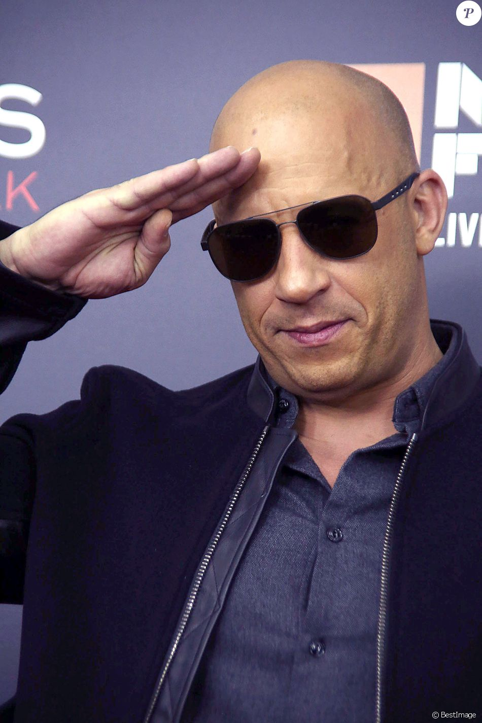 vin diesel la premi re de 39 billy lynn 39 s long halftime walk 39 39 lors du 54e festival du film au. Black Bedroom Furniture Sets. Home Design Ideas