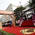 Ambiance avant les Golden Globes à Los Angeles le 12 janiver 2014