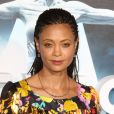 Thandie Newton à la première de 'Westworld' au Chinese theatre à Los Angeles, le 28 septembre 2016