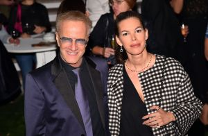 "Christophe Lambert en osmose avec Karima, son amoureuse : ""Elle est vraie"""