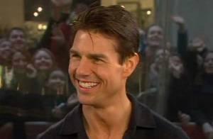 PHOTOS : Tom Cruise vous souhaite une bonne année... découvrez sa carte de voeux, pour vous !