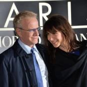 """Christophe Lambert et son ex Sophie Marceau : Leur relation est """"cordiale"""""""