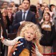 James Reynolds - Ryan Reynolds reçoit son étoile sur le Walk of Fame à Hollywood, le 15 décembre 2016