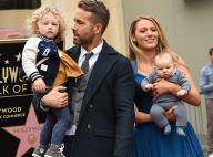 Blake Lively et Ryan Reynolds : Première sortie publique avec leurs deux filles