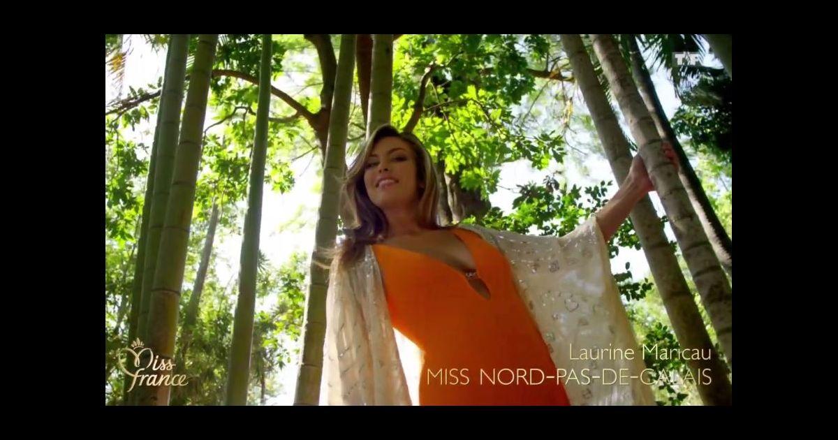 Miss Nord Pas-de-Calais 2016 : Laurine Maricau - Concours