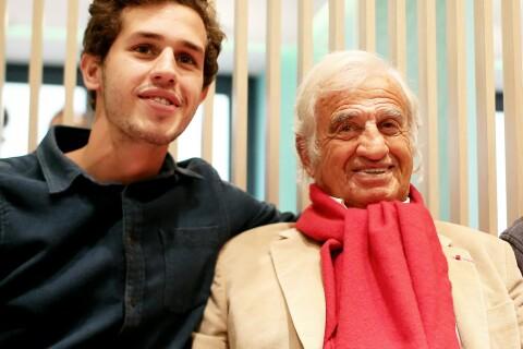 Victor Belmondo : Le charmant petit-fils de Jean-Paul fête ses 23 ans