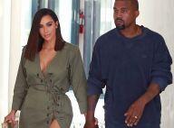 Kim Kardashian et Kanye West : Unis et complices pour leur première réapparition