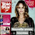 Magazine Télé Star en kiosques le 26 décembre 2016.