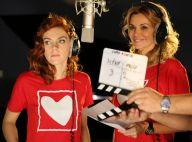 Ingrid Chauvin : Complice avec son mari et Anaïs Delva pour une chanson