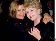 Debbie Reynolds est morte, au lendemain du décès de Carrie Fisher, sa fille