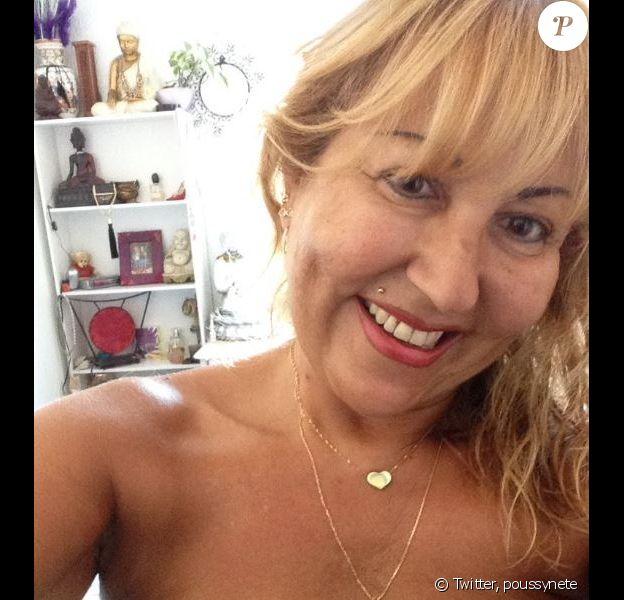 """Marie-Paule de """"L'amour est dans le pré 2014"""" en lingerie sur Twitter"""