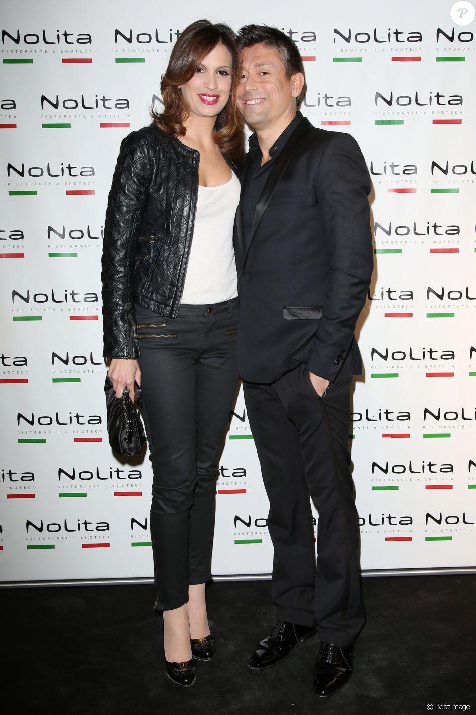Sonia Mabrouk (la chaine de Public Senat) et Jacques Sanchez