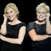 Muriel Robin et Michèle Laroque s'aiment depuis 20 ans et le clament !