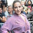 """Marilou Berry - Sorties du défilé de mode Haute-Couture automne-hiver 2016/2017 """"Jean-Paul Gaultier"""" à Paris. Le 6 juillet 2016 © CVS-Veeren / Bestimage"""