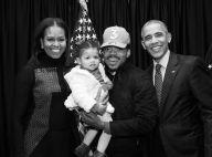 Chance The Rapper : Le rappeur présente sa fille, Kensli, un an après...