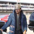 Chance the Rapper à l'aéroport de Washington, le 2 décembre 2016.
