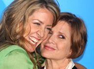 """Carrie Fisher – Joely, sa demi-soeur, est effondrée : """"J'ai perdu mon héroïne"""""""