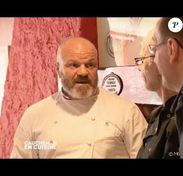 """Jean-Michel Rétif, gérant du restaurant """"Au coin du feu"""" à Vandoeuvre-lès-Nancy (Meurthe-et-Moselle) a mis fin à ses jours. Il avait participé à l'émission """"Cauchemar en cuisine"""" diffusée le 21 septembre dernier sur M6."""