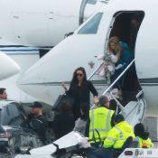 Angelina Jolie: Fin des vacances avec ses six enfants, loin de Brad Pitt déprimé