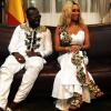 Maître Gims et sa femme Dem Dem : Leur rencontre avec un président