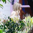 Gwyneth Paltrow - Cérémonie en hommage à Carrie Fisher dans sa propriété à Beverly Hills le 5 janvier 2017 - Los Angeles