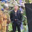 Todd Fisher - Cérémonie en hommage à Carrie Fisher dans sa propriété à Beverly Hills le 5 janvier 2017 - Los Angeles